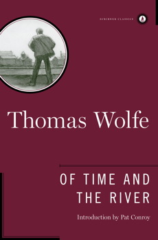 Book Cover for Of Time and The River by Thomas Wolfe