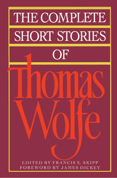 Book cover for The Complete Short Stories of Thomas Wolfe