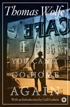 Book cover for You Can't Go Home Again by Thomas Wolfe