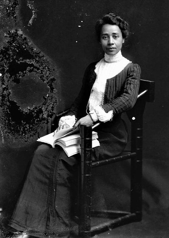 Dr. Anna Julia Haywood Cooper