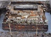 base of hospital north chimney