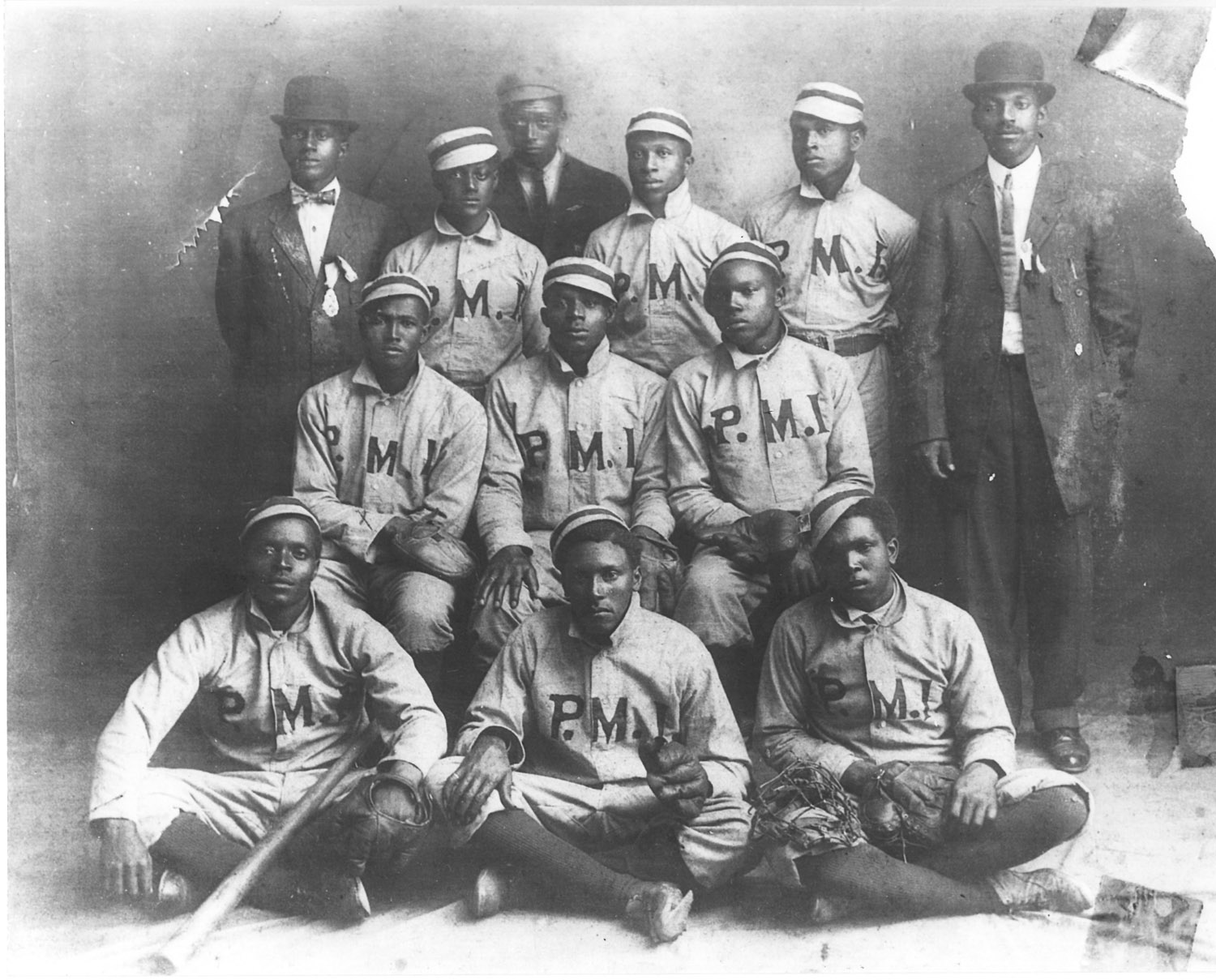 PMI Men's Baseball Team, 1918