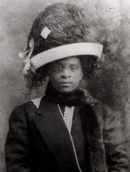 Charlotte Hawkins Brown, Age 35, ca. 1918