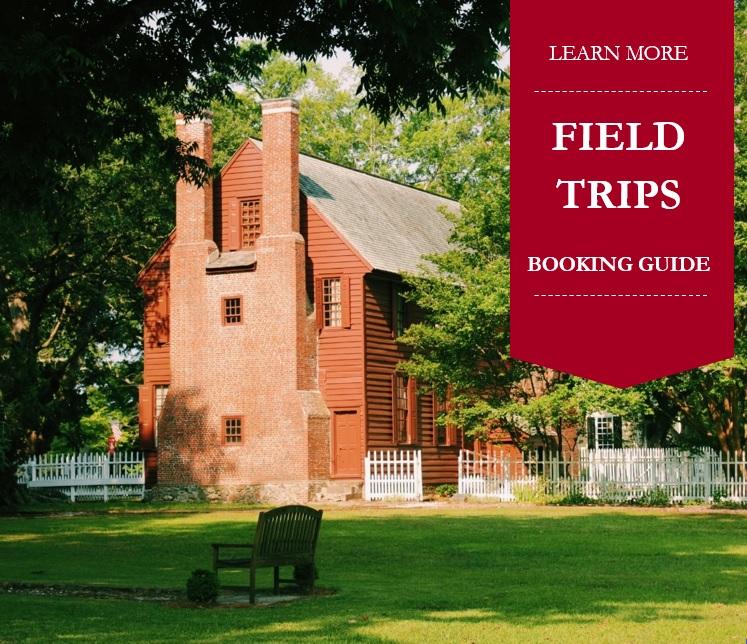 Field trip booking guide