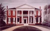 1816 Residence of the North Carolina Governor