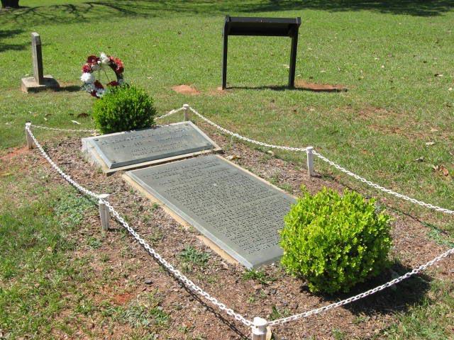 Grave of Charlotte Hawkins Brown