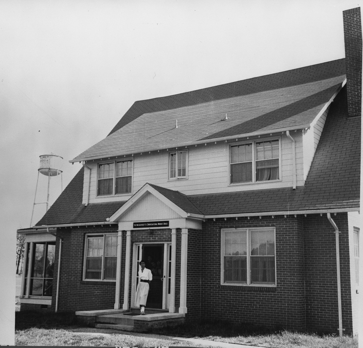 Massachusetts Congregational Women's Cottage, 1953