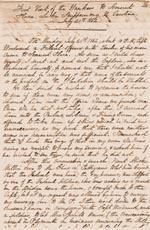 George Patterson manuscript