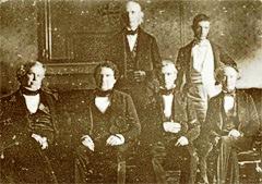 President Polk's cabinet