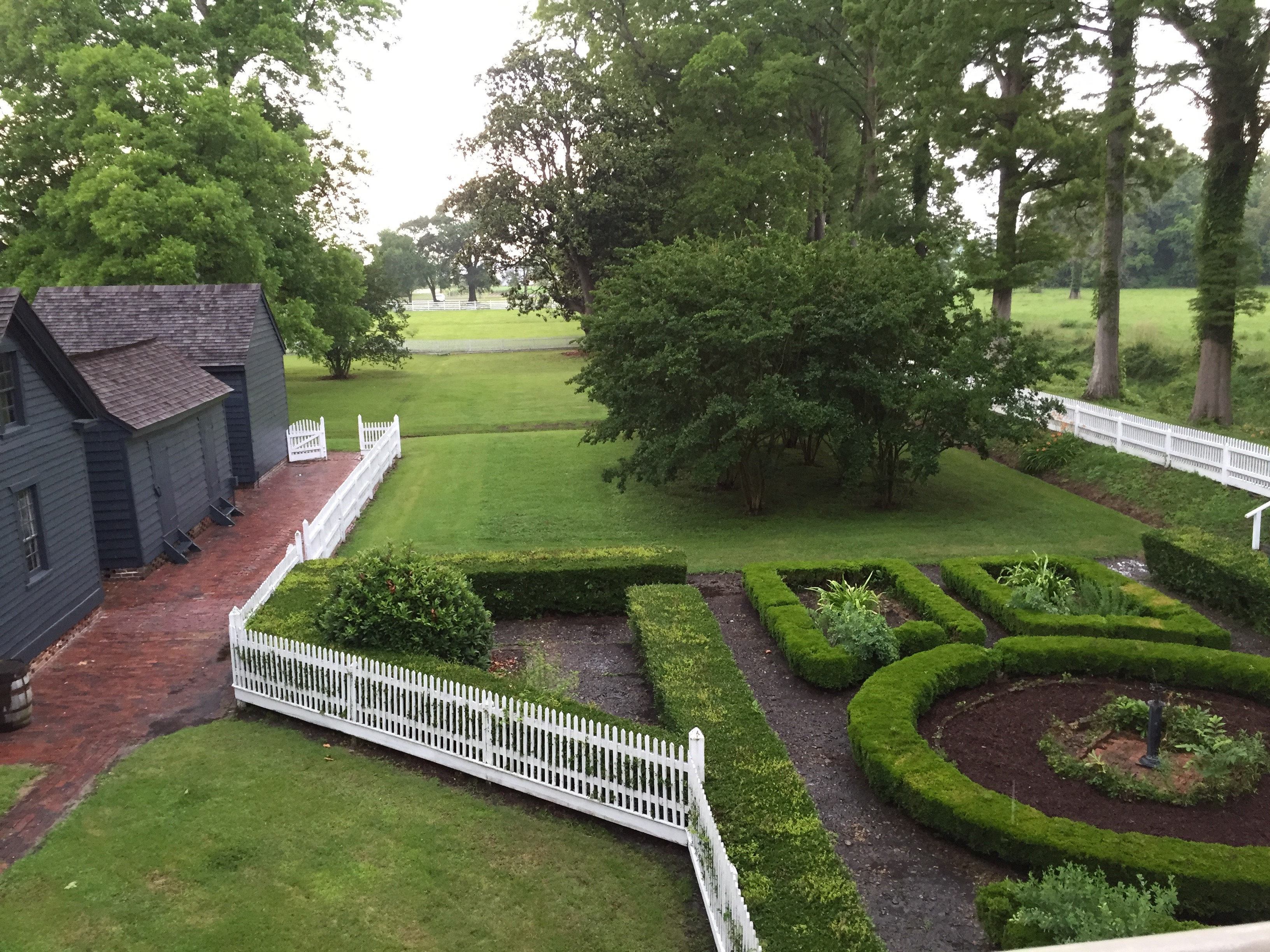 Historic Sites: Formal Garden