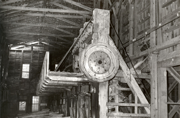 the Stamp Mill