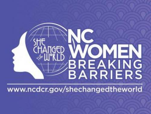 She Changed the World logo