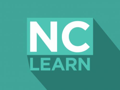 NC Learn logo