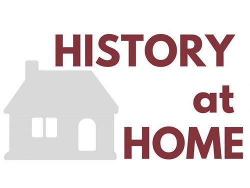History at Home logo