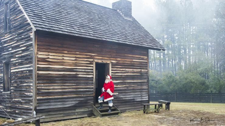 Christmas in the Piedmont