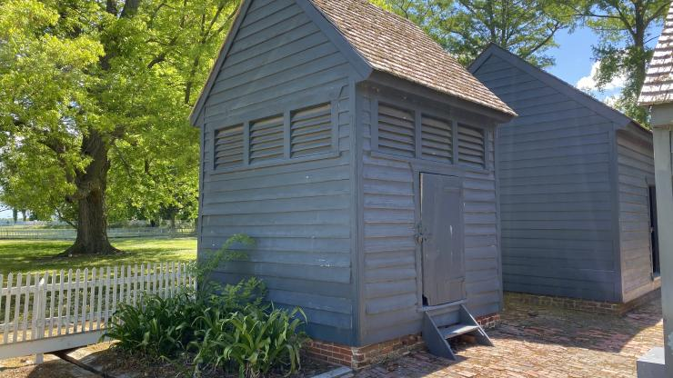 the salting house