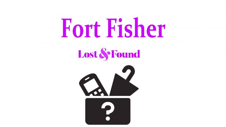Lose something? Fort Fisher lost and found
