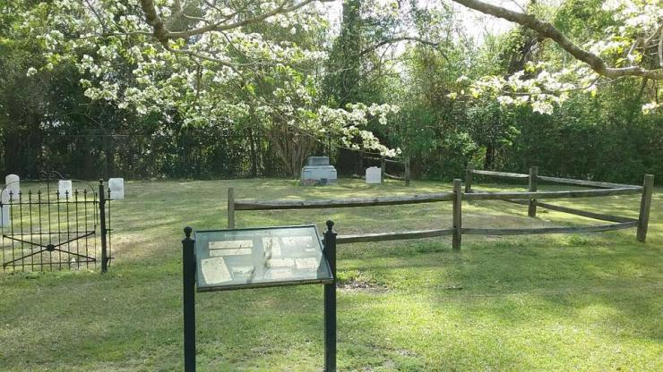 Caswell family cemetery