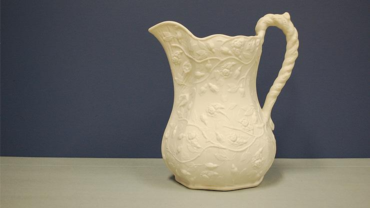 image of a pitcher