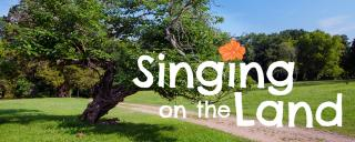 Singing on the Land logo