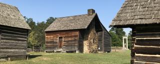 the farmhouse complex