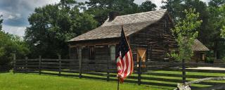 Bennett family farmhouse