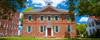 Chowan County Courthouse exterior