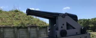 32 pounder canon