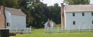 Outbuildings at Somerset Place