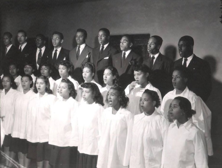 The Sedalia Singers, circa 1930