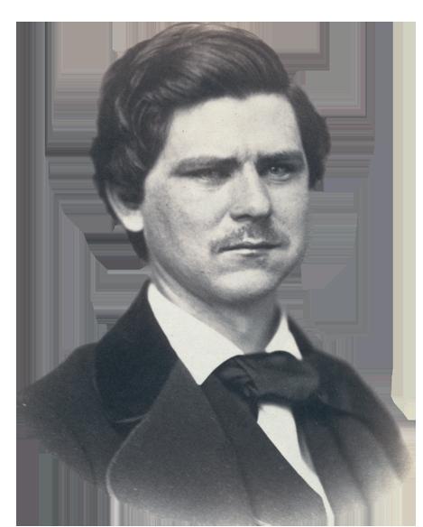 Zebulon Vance, 1859