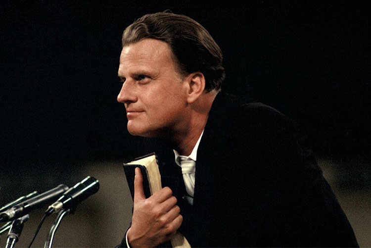 Billy Graham Turns 99 And Other News