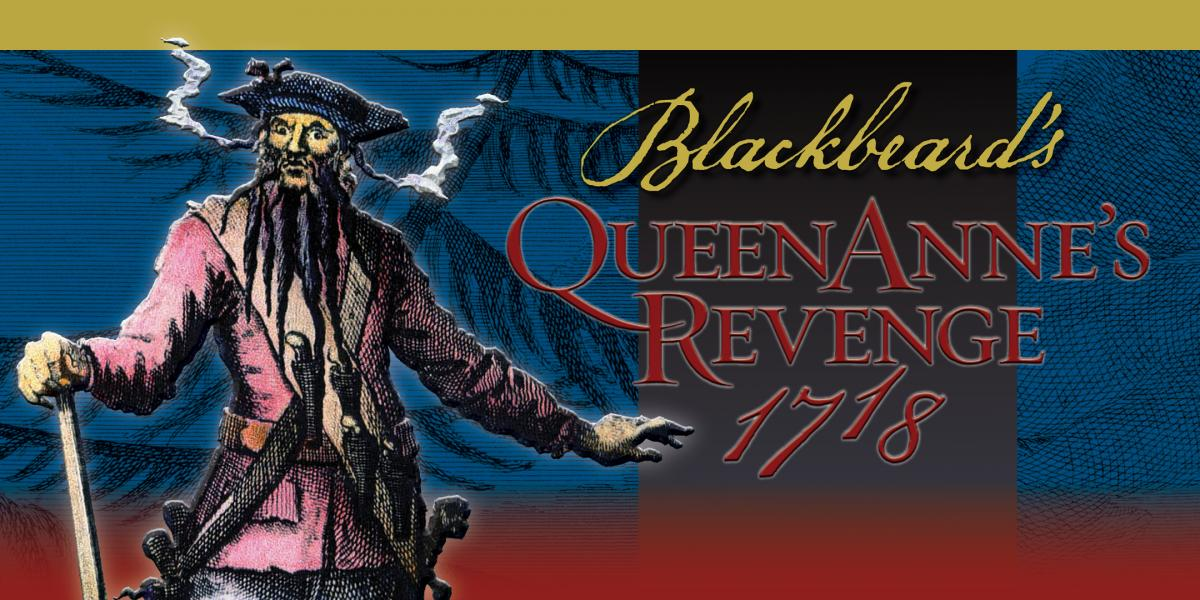 Graphic for Blackbeard exhibit