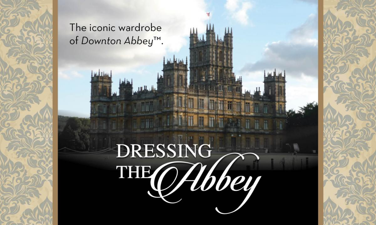 Dressing the Abbey graphic