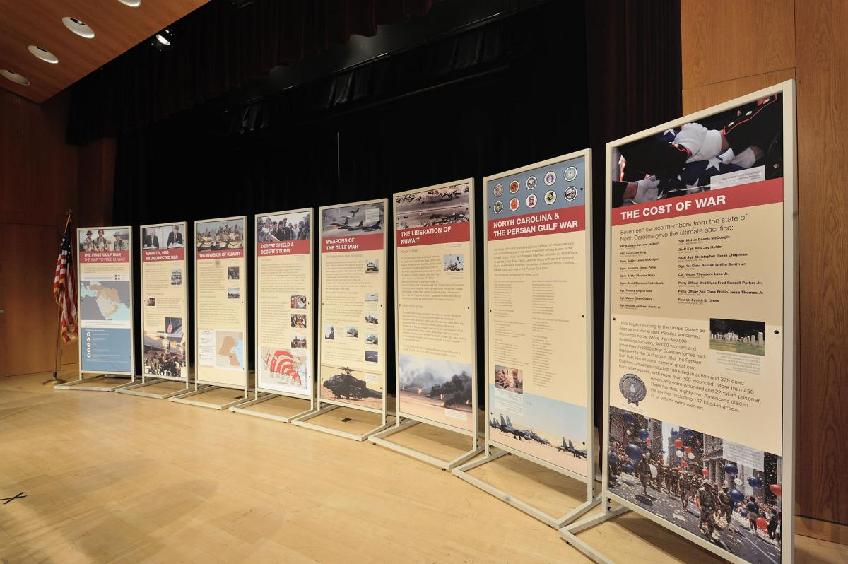 The First Gulf War: The War to Free Kuwait | NC Museum of