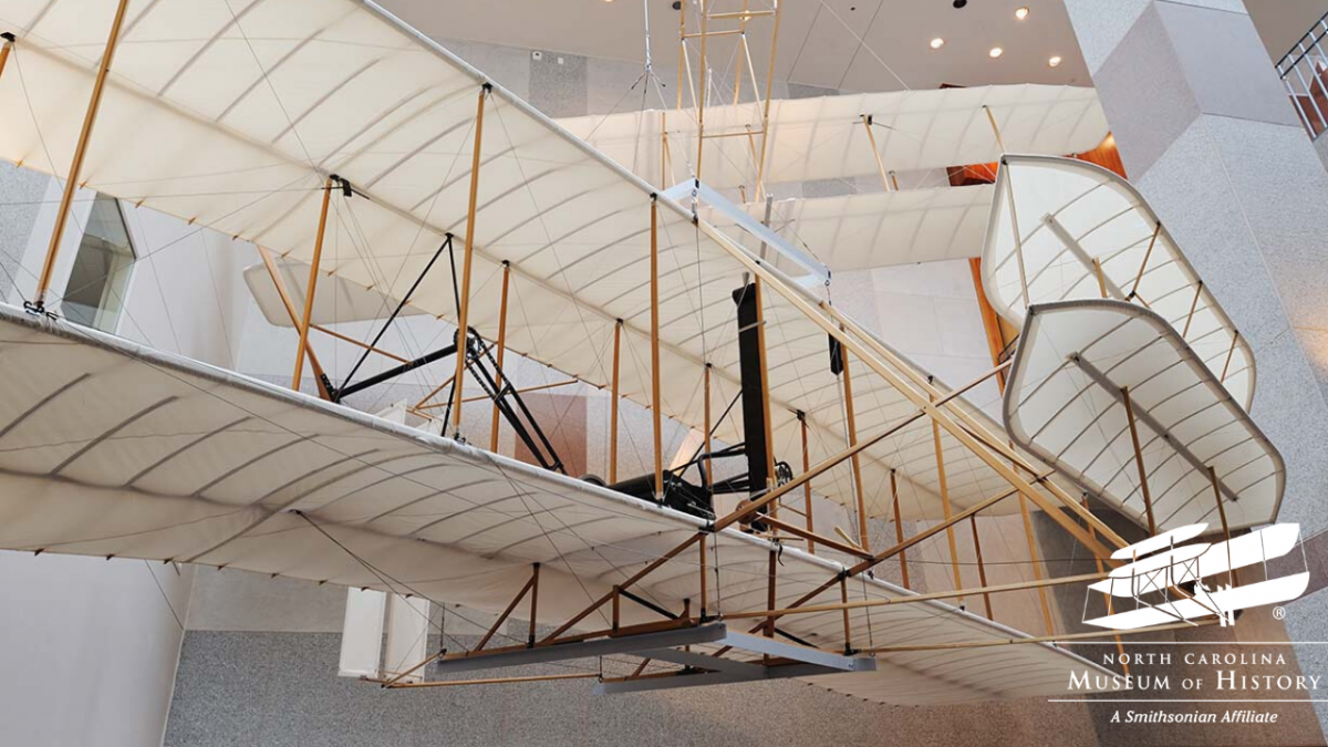 Zoom Background - Wright Brothers