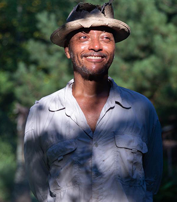 Earl Ijames, Curator of African American, Agriculture and Community History, North Carolina Museum of History