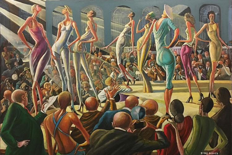 sold out a celebration of movement inspired by ernie barnes ncsold out a celebration of movement inspired by ernie barnes
