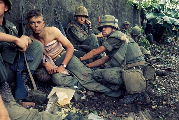 Closed) Picturing Nam: US Military Photography of the Vietnam War