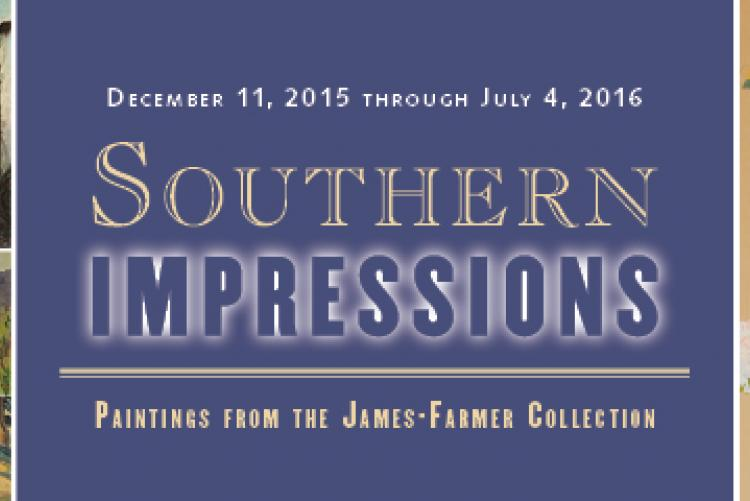 Southern Impressions Exhibit   NC Museum of History