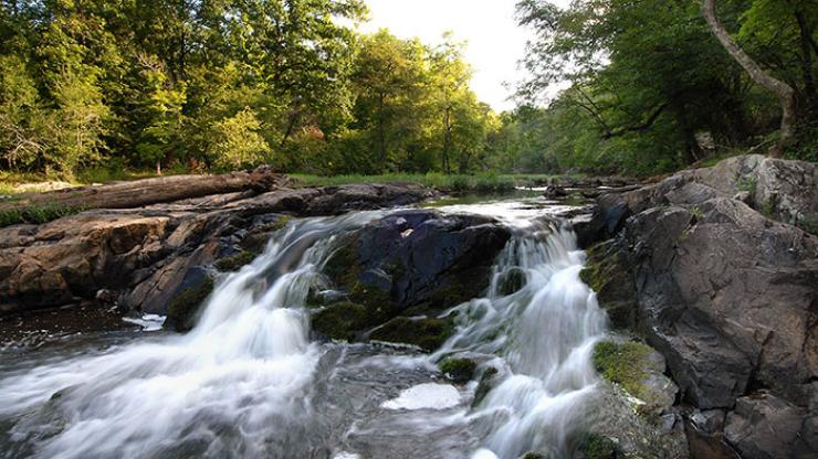 Eno River Falls