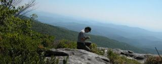 Blue Ridge Parkway - Rough Ridge by Misty Buchanan