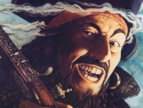 The Story of Blackbeard