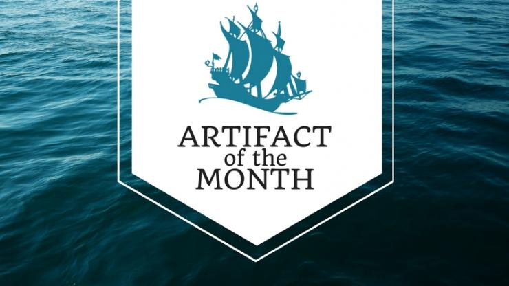 Artifact of the Month