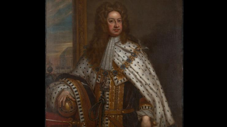 King George I of Great Britain