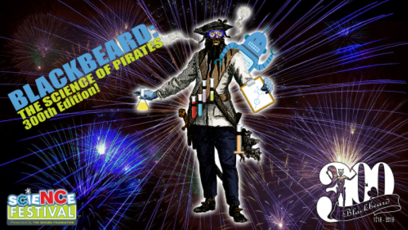 Blackbeard: The Science of Pirates
