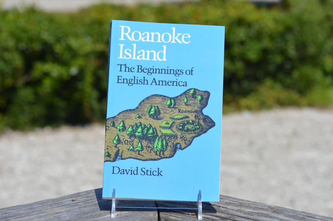 Roanoke Island The Beginnings of English America book