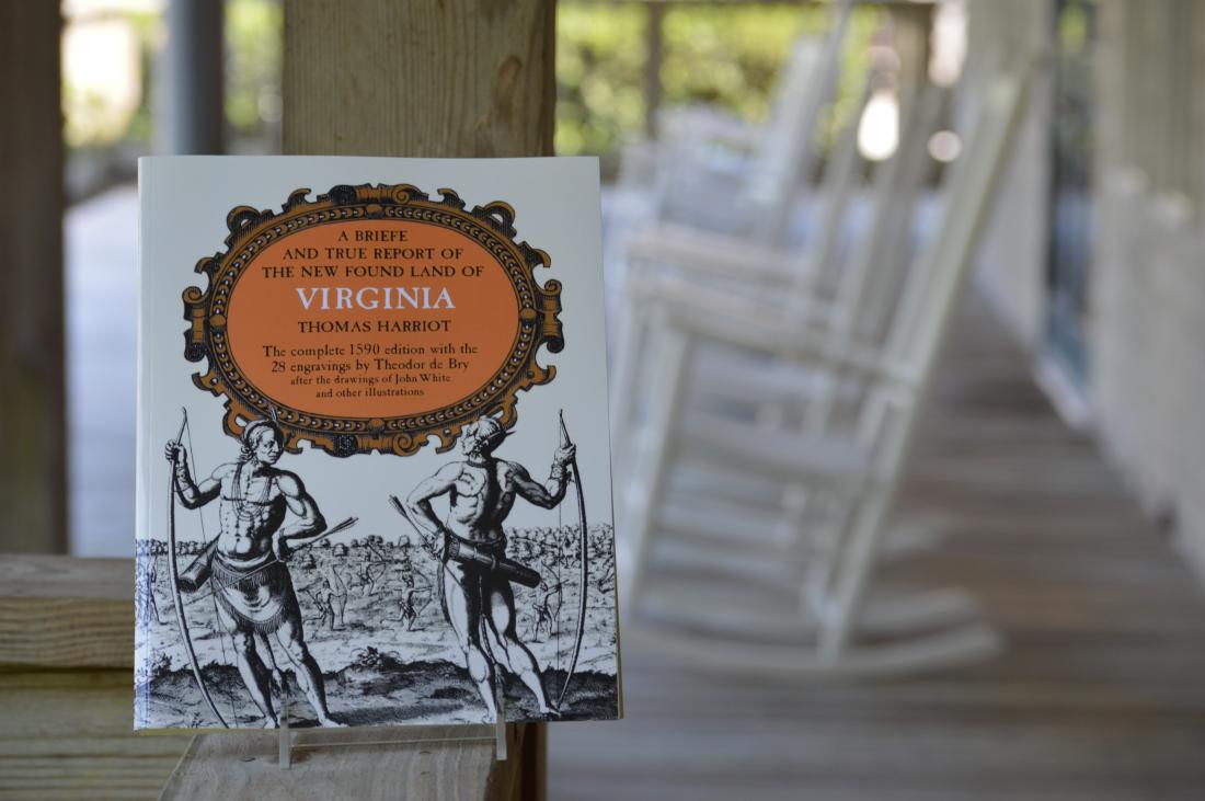 A Briefe and True Report of the New Found Land of Virginia book
