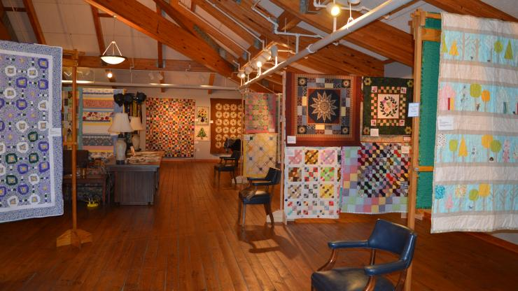 Outer Banks Community Quilt Show 2019 at Roanoke Island Festival Park