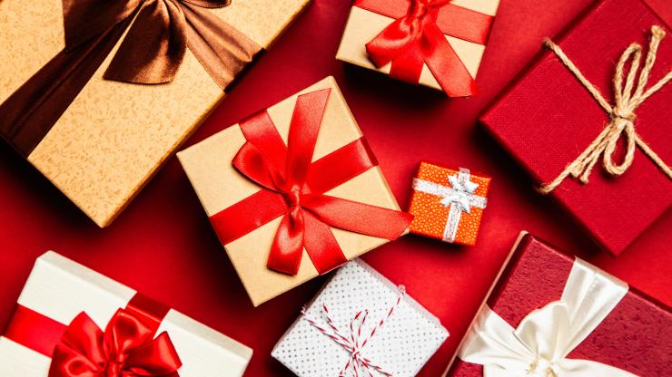 Roanoke Island Festival Park's Holiday Gift Guide present graphic